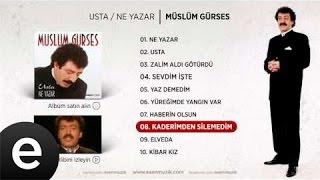 Kaderimden Silemedim (Müslüm Gürses) Official Audio #kaderimdensilemedim #müslümgürses - Esen Müzik