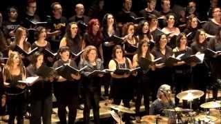 Hallelujah - Leonard Cohen - Coro Ziryab &Trilogy 666