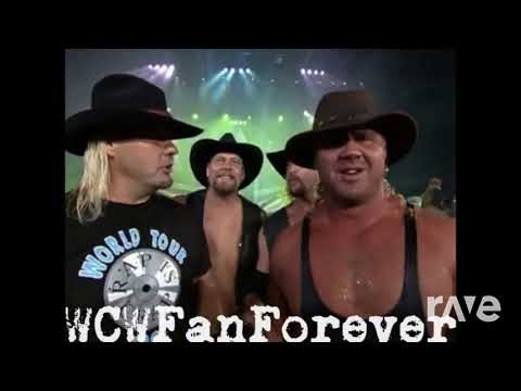 Rednecks Theme Jarretts With My 2Nd Tonight - Wcwfanforever & Wwe Ft. Custom Tron | RaveDJ