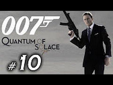 Прохождение James Bond 007: Quantum Of Solace — Часть 10 - Черногория. Казино Рояль