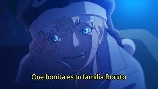 Gambar cover el CORAZÓN se PARTIÓ! Boruto Naruto Next Generations 129