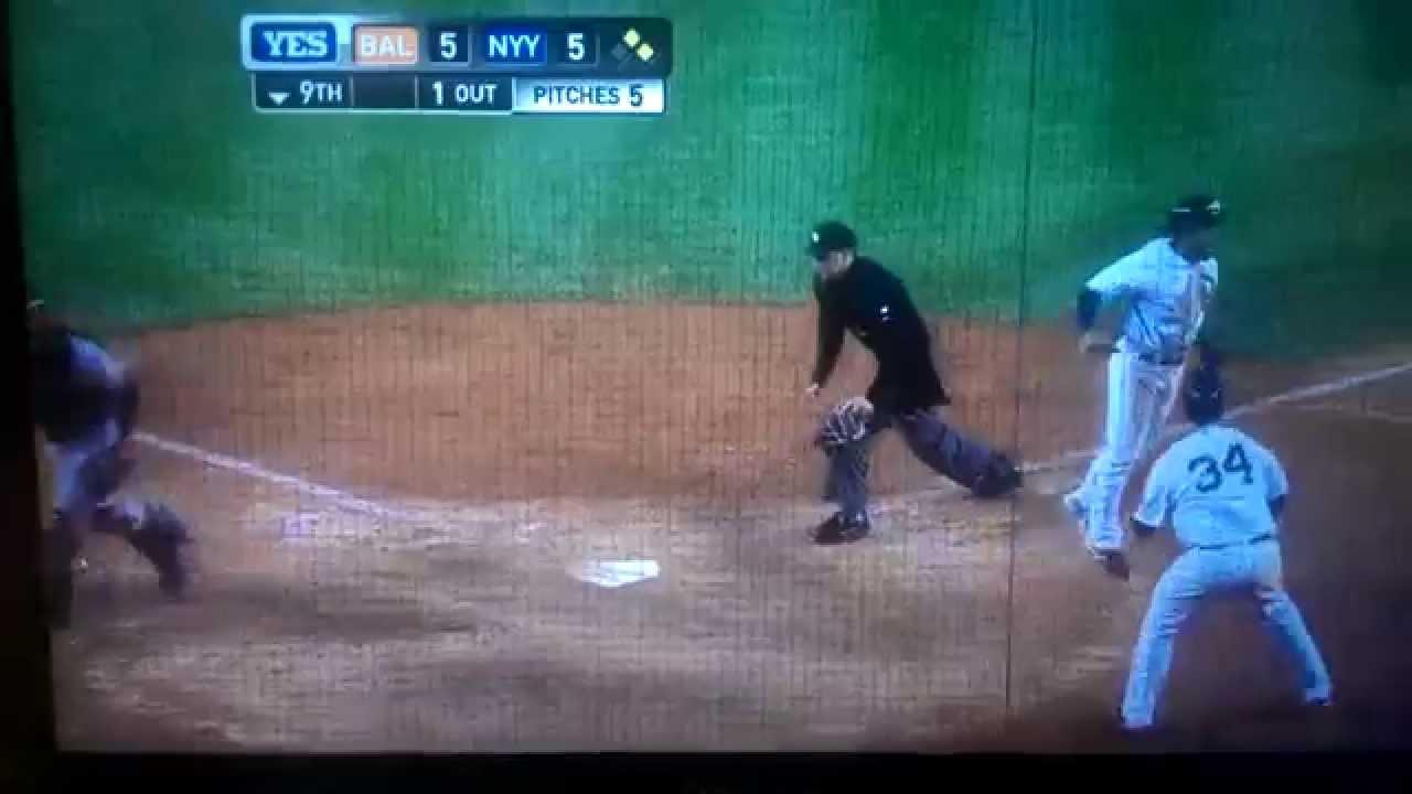 Derek Jeter's Final AB - Called by John Sterling