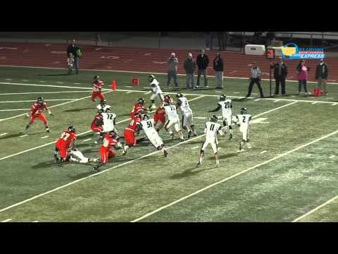Justice Hansen - 2014 Quarterback Recruit - Edmond Santa Fe High School (OK)