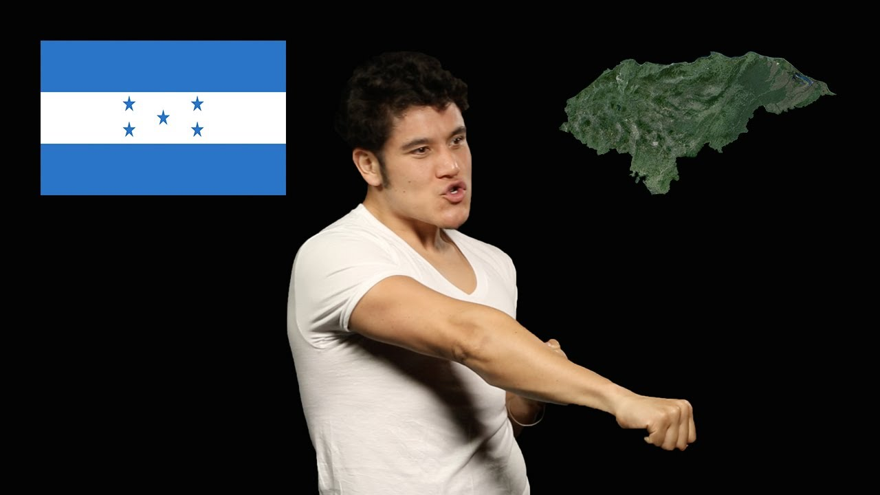 Download Geography Now! Honduras