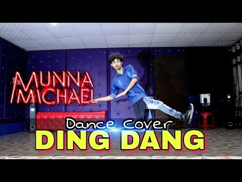 Ding Dang Dance Video  - Munna Michael   Choreography by Ajay Poptron   Dance Cover   2017