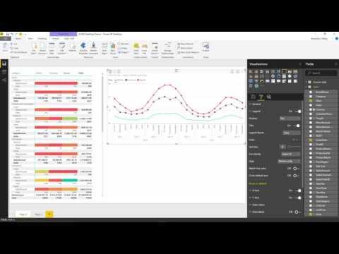 Power BI Desktop Update - August 2017