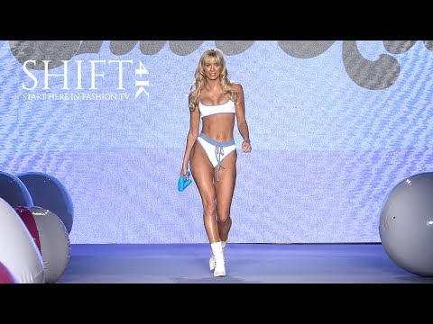 CHLOE ROSE SWIMWEAR 4K - UNCUT / 2020 Bikini Fashion Show / Miami Swim Week