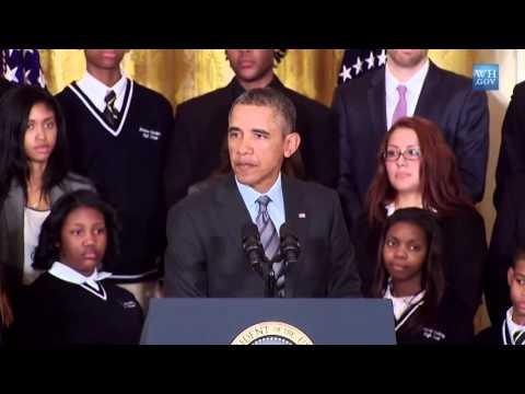 Präsident Obama verkündigte neue Partnerschaften mit lokalen Gemeinschaften in USA Promise Zones