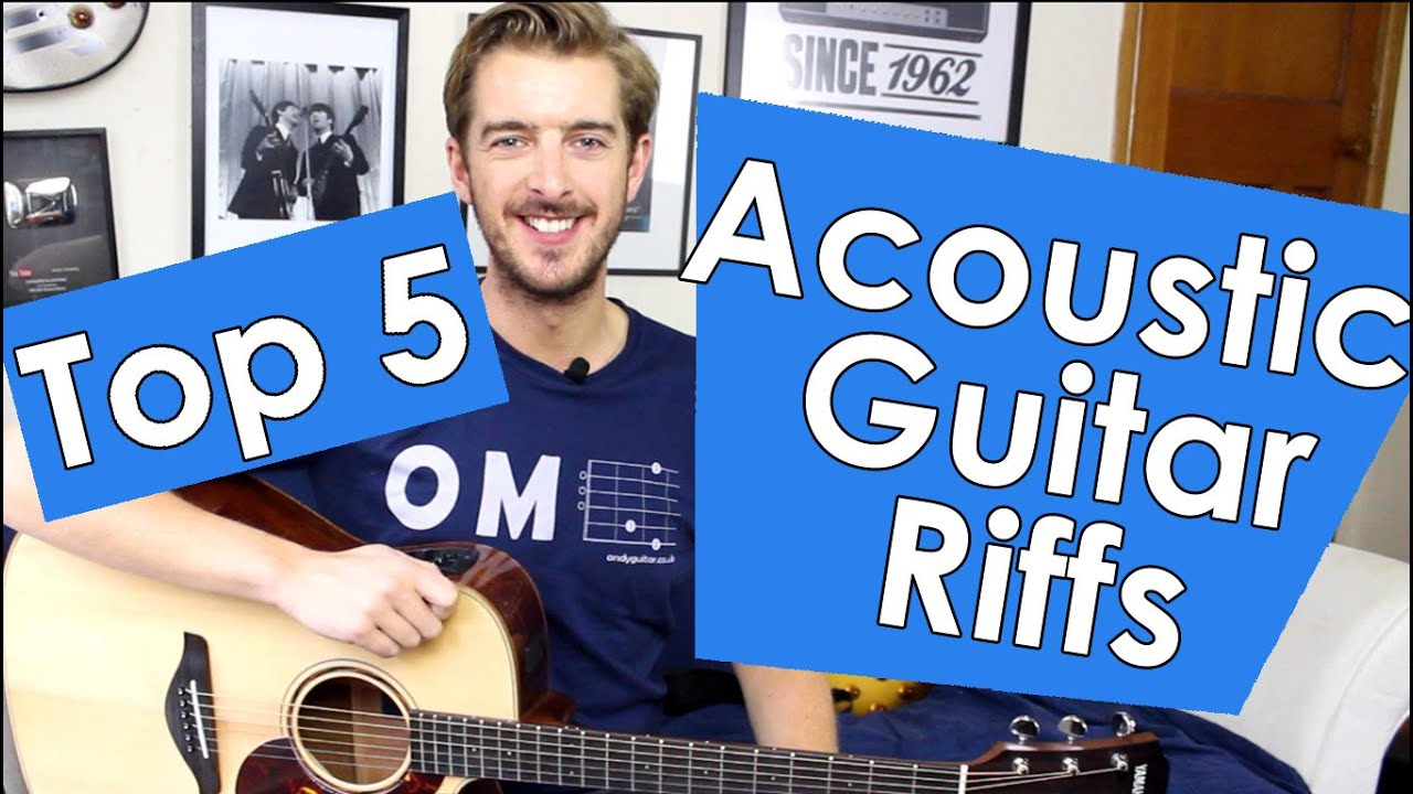 5 Acoustic Guitar Songs With Only 4 Chords Youtube