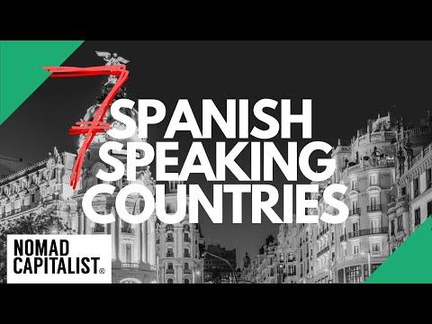 7 Spanish Speaking