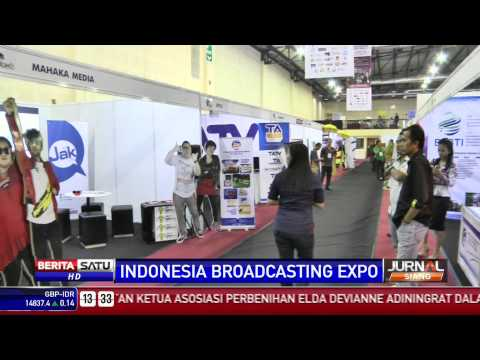 """ INDONESIA BROADCASTING EXPO """