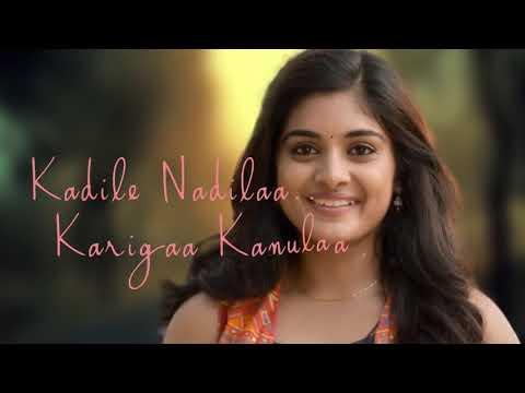 Ninnu kori song whatsapp status Telugu status