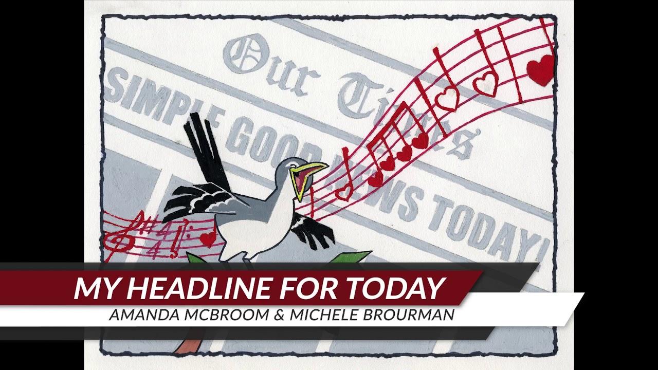 Eine Kleine Trunk Musik: My Headline for Today