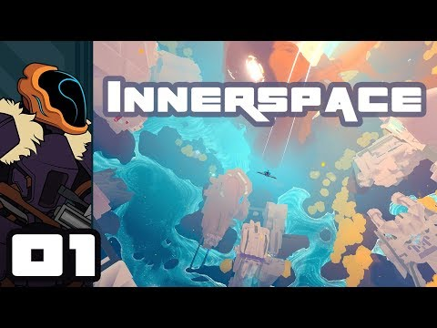 Let's Play Innerspace - PC Gameplay Part 1 - Free As A Birdfishplane
