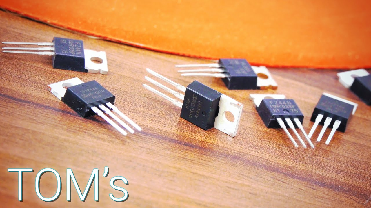 Guide Properly Picking And Using Mosfets Youtube This Circuit Uses A Series Of Transistors With An Rc Pair To Pulse