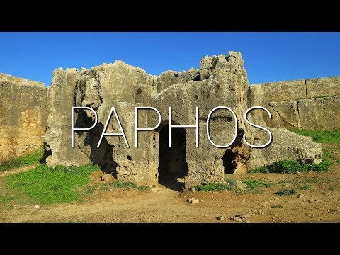 Vlog #68: Paphos, Cyprus || BROKEN IPHONE