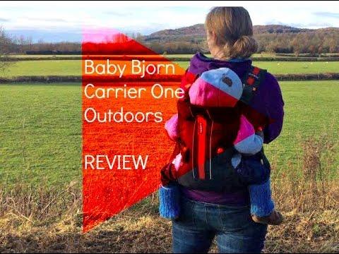 baby bjorn outdoor carrier