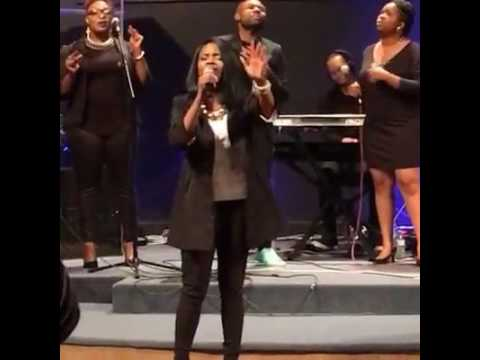 Night of Worship (Marilyn Wright & Friends)