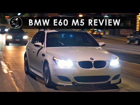 BMW M5 E60 Review | Tow Truck Not Included