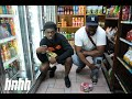 Ugly God Quit Eating Candy But Indulges In Gummy Bears & Wasabi Peas | HNHH Snack Review