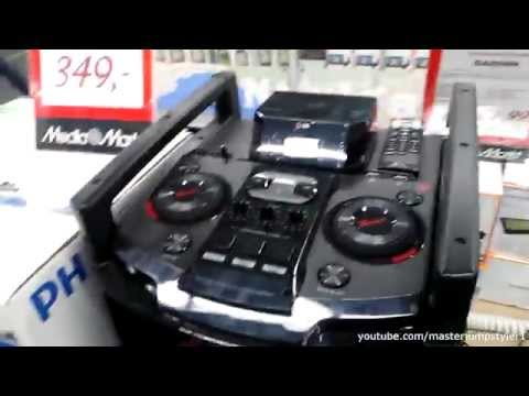 LG MINI HiFi System OM 5540 - SOUNDTEST