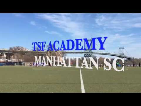 TSF ACADEMY VS MANHATTAN SC