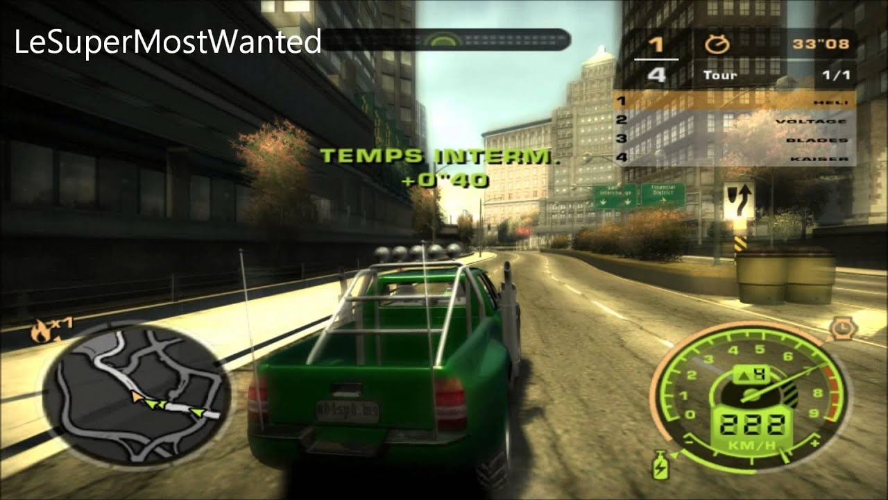 download nfs most wanted trainer
