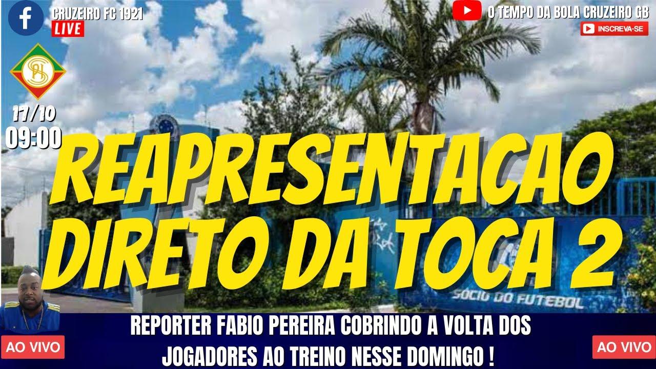 Download 🔥 REAPRESENTACAO DOS JOGADORES DIRETO DA TOCA 2 AO VIVO ! DOMINGO  17/10/2021