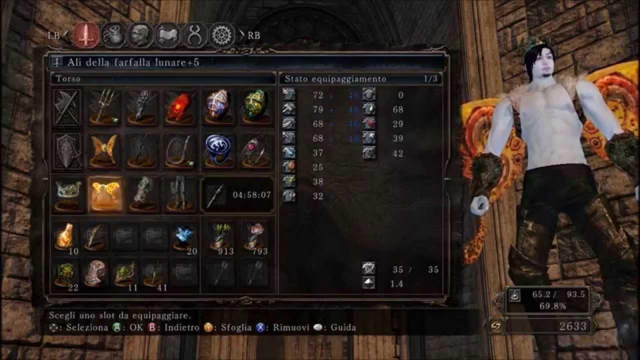 Build Veleno Dark Souls 2 - Sezz91 (best poison build ... - photo#21