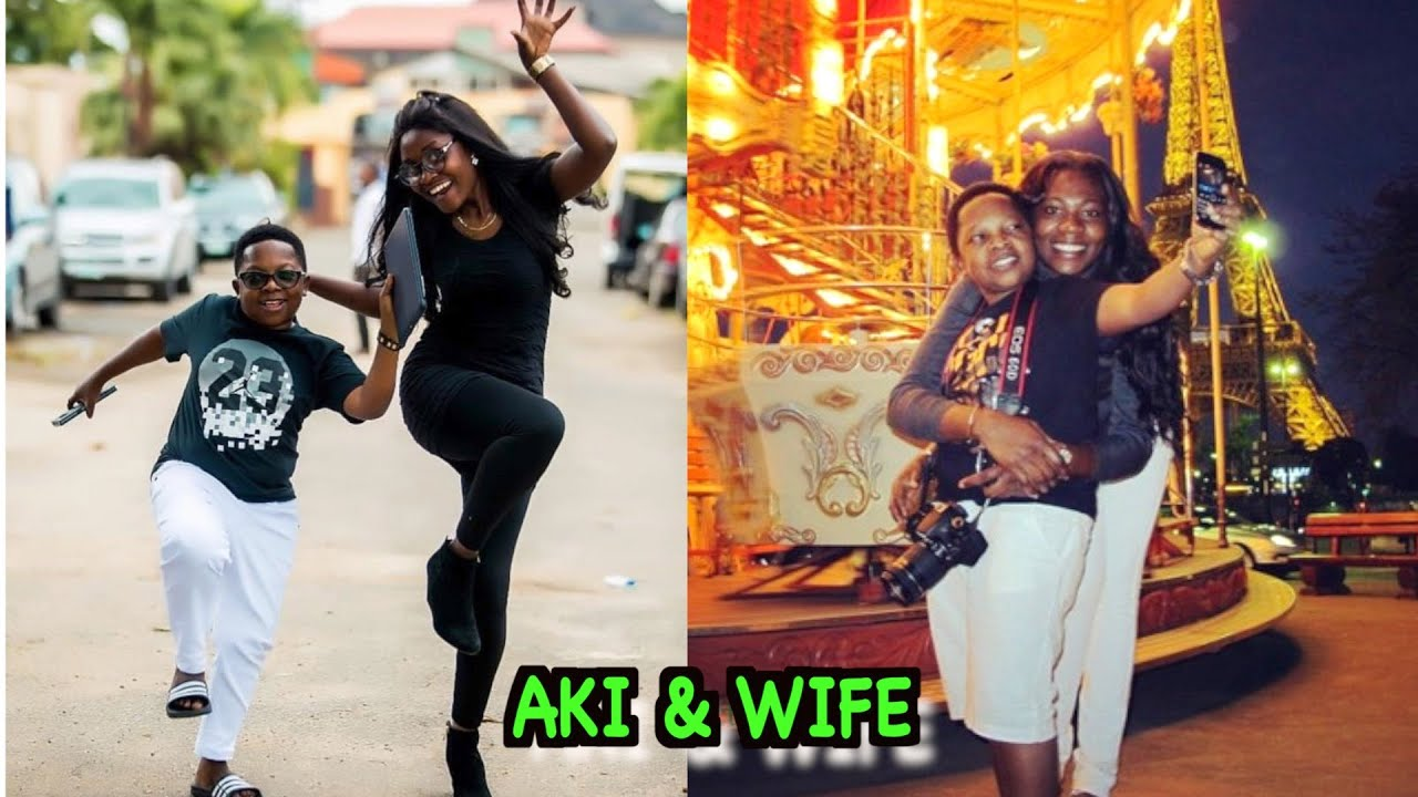 Download Happy Moments Of Chinedu Ikedieze (Aki) And His Beautiful Wife