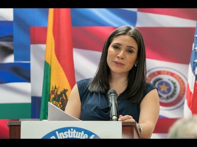 Eva Sara Landau - Bolivia dijo NO - FORO