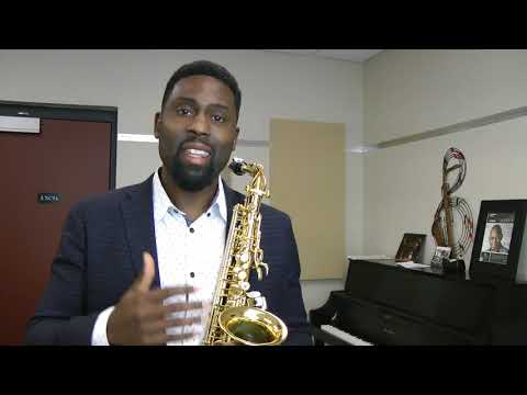 Intonation: Part 1    Playing Your Saxophone In Tune