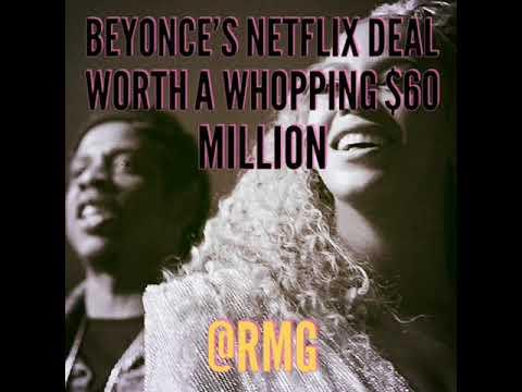 Get On My Level. Beyoncé Lands $60M Deal With Netflix Mp3
