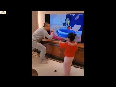 Father of The Day Fun With Daughter Amazing Video 2020