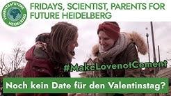 Valentinstag 2020 - Make Love not Cement!