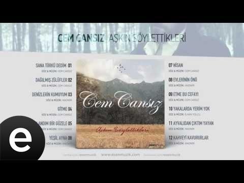 Yeşil Ayna (Cem Cansız) Official Audio #yeşilayna #cemcansız