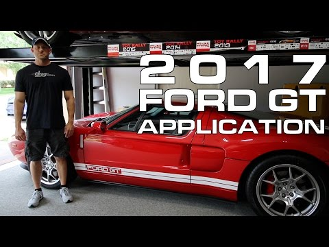 Ford Gt Application Videos Start Hitting The Web