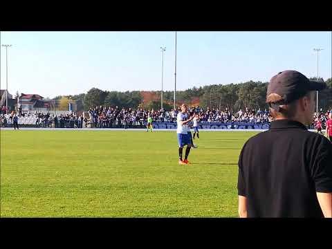 Zawisza Bydgoszcz - Victoria Lisewo Doping ! 14.10.2018