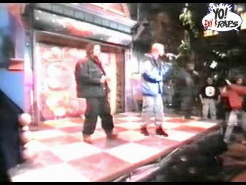 Brand Nubian - Punks Jump Up To Get Beat Down (Live) @ Yo MTV Raps 1993