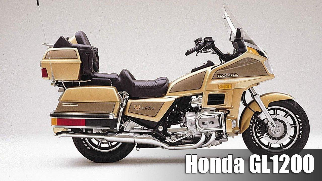 install superbrace on honda gl1200 goldwing youtube rh youtube com Honda Goldwing 1200 Cafe Racer Honda Goldwing 1200 Cafe Racer