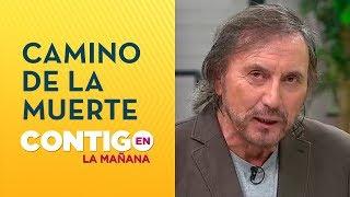 El Camino de La Muerte: Carlos Pinto trajo un caso paranormal emblema - Contigo en La Mañana