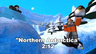 Roblox Easter Egg Hunt 2017: The Lost Eggs OST - Northern Antarctica (HQ)