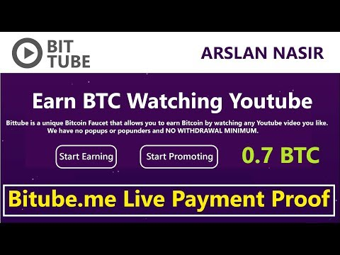 How to earn bitcoins by watching videos through perk top 50 binary options brokers