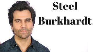 Male Model Haircut - Steel Burkhardt on Broadway - Haircut Tutorial - TheSalonGuy