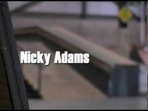 Nicky Adams -  ARTISCLOTHING - 2009