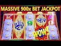 ★ MASSIVE JACKPOT 900x BET ★ MY BIGGEST JACKPOT ON GOLD BONANZA