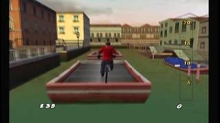 Let's Play Dave Mirra Freestyle BMX 2 Level 10: Venice (Xbox/Gamecube Exclusive)