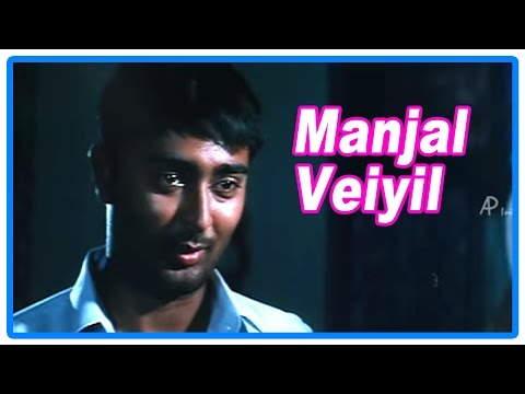 Manjal Veiyil Tamil Movie | Scenes | Prasanna Is Attacked By RK | Sandhya Decides To Go Home