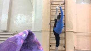 Передача: Шаги к успеху ))) элементы !) the training in rhythmic gymnastics