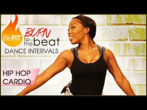 Burn to the Beat Dance Intervals: Hip Hop Cardio Dance Workout- Keaira LaShae